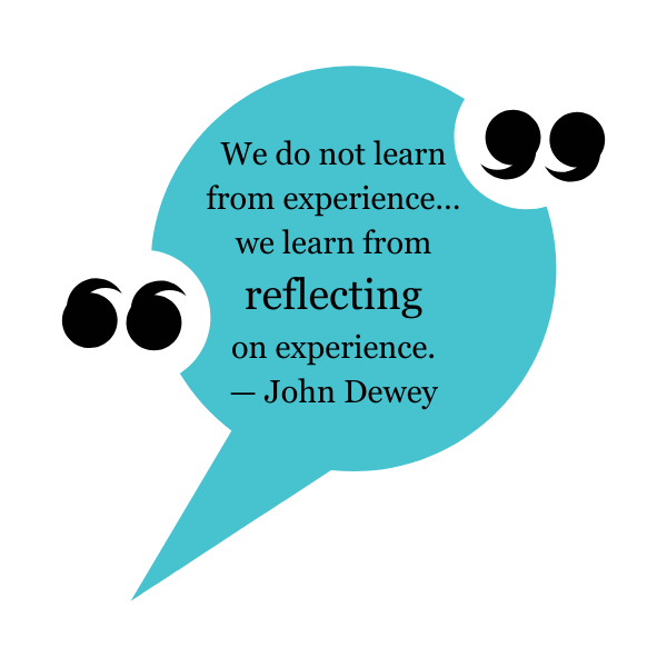 Dewey on Reflection