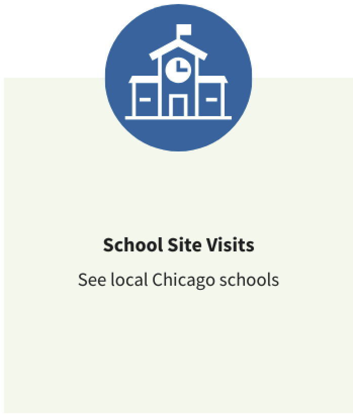 School Site Visits