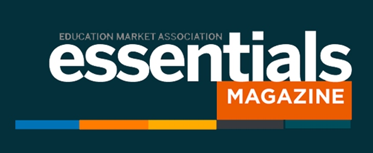 Essentials magazine banner