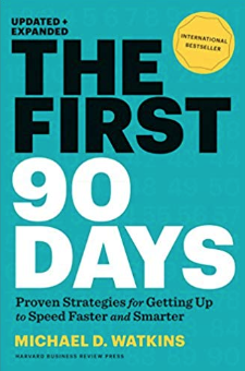 Book Cover: First 90 Days
