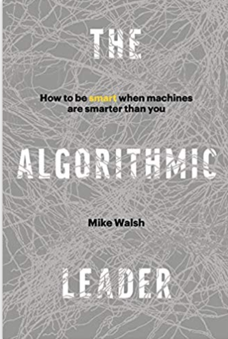 Algorithmic Leader book cover